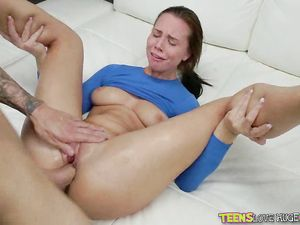 All Of That Big Cock Fucks Young Aidra Fox