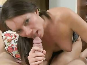 Shaking Titties While Getting Anally Fucked
