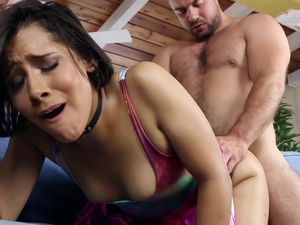 Strip Gaming With A Cute Teen That Loves To Fuck