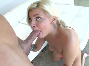 Flexible Teen With A Wet Twat Gets Banged Hard