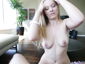 Curvy Good Girl Sucks The Cum Out Of Your Cock