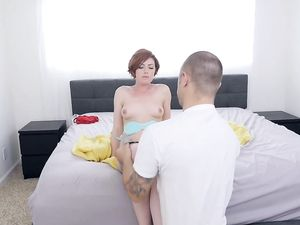 Stripper Stepsister Becomes His Personal Slut