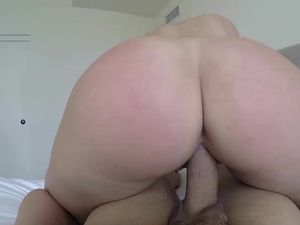 Cute Blonde Gets To Suck Some Hard Dick For Cash